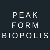 Peak form biopolis