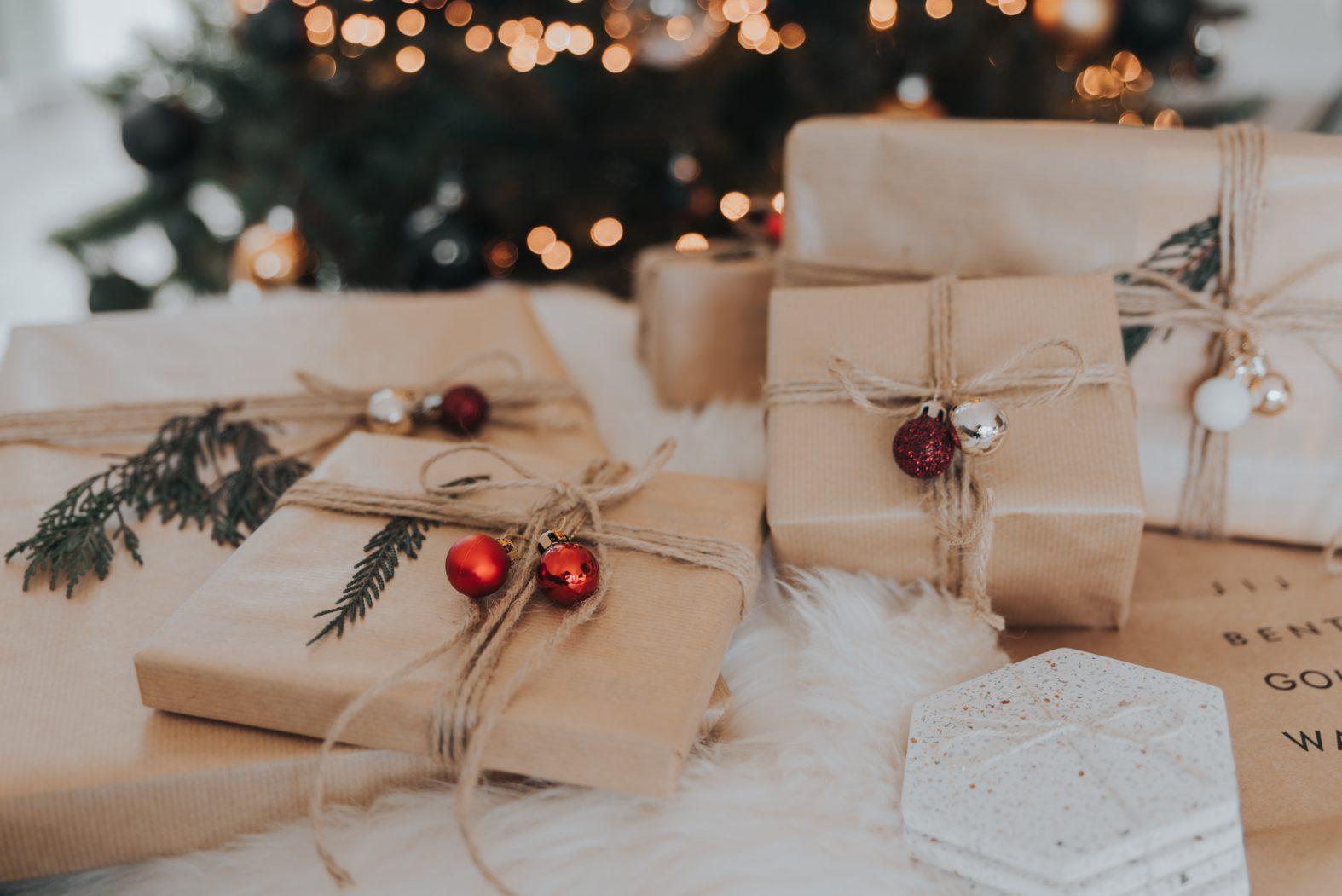 idées de cadeaux de noël éco-responsables