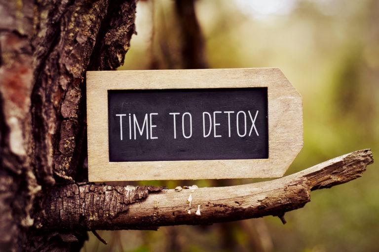 Il est temps de detox